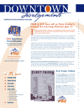 Jan/Feb 2010 Downtown Developments Newsletter