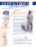 Jul/Aug 2010 Downtown Developments Newsletter