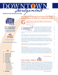 Mar/Apr 2010 Downtown Developments Newsletter